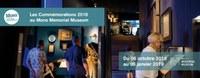 Vivez les commémorations au Mons Memorial Museum
